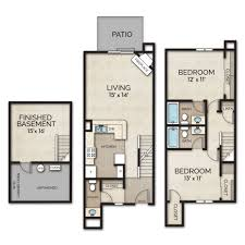 Half Bath Floor Plans Camden Place U2013 Floor Plans