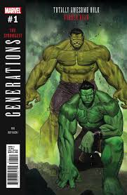 complete marvel u0027s generations cover gallery