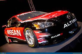 nissan motorsport australia jobs ausmotive com 2013 nissan altima v8 supercar revealed