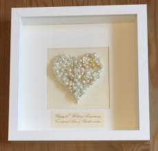 wedding gift ideas uk best 25 pearl wedding anniversary gifts ideas on 30th