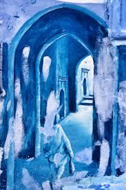 The Blue City Morocco by My Moroccan Addictions Iluv2xplore