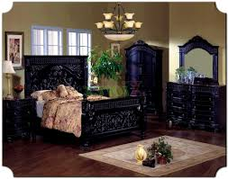 bedroom glamorous gothic bedroom furniture give your home decor