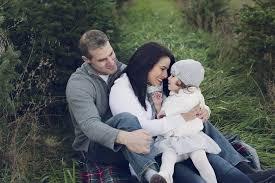 holiday ohio tree farm family session medina christmas tree farm