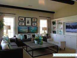 Model Homes Decorating Ideas by Fun Decor Model Home The Sunny Side Up Blog