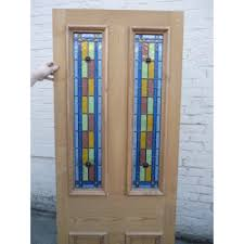 stained glass for front door victorian stained glass doors gallery glass door interior doors