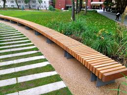 outdoor half circle outdoor bench outdoor bench chair outdoor