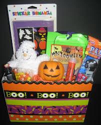baskets for kids gift baskets spooktacular gift basket