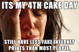 That Was A Lie Meme - the cake is always a lie meme on imgur