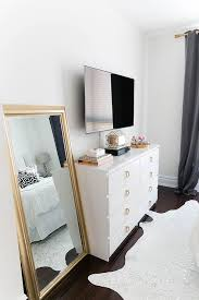 White Bedroom Chest - ikea tarva chest with 5 drawers cottage bedroom dutch boy