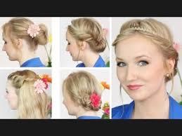 Schicke Frisuren by Schicke Frisuren Für Mittellanges Haar Mit Haarband