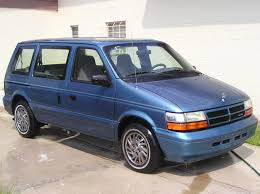 1994 Dodge Caravan Had One Exactly Like This The Kids Grew Up