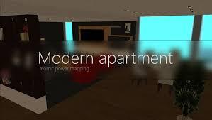 modern apartment interior samp map youtube