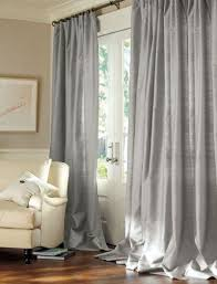 Linen Drapery Decorating Help With Blocking Any Sort Of Temperature With