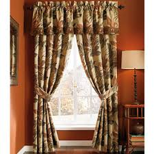 Chocolate Brown Valances For Windows Bedroom Curtains Sheer U0026 Blackout Curtains For Bedrooms U2013 Jcpenney