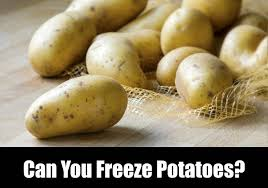 Freezing Root Vegetables - can you freeze potatoes kitchensanity