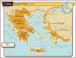Cool Maps Of The World by Maps Of Ancient Greece