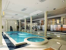 basement pool workout room tub dream house pinterest