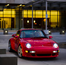 ruf porsche retro review 1997 ruf turbo r pfaff auto