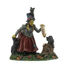 spooky creepy and cool black cat halloween decor