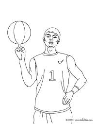 basketball coloring pages coloring pages printable coloring