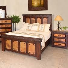 Buy Low Price Artisan Home Furniture Copper Canyon Panel Bedroom - Artisan home furniture