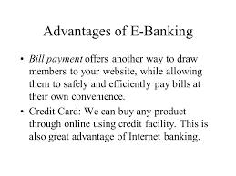 way bills online e banking rashedul hasan online banking online banking or