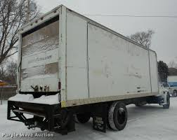 2002 international 4300 box truck item db5450 sold febr