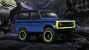 ford bronco concept ford wd 40 sema cares boosted bronco news top speed