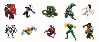 amazon 30 sheets marvel ultimate spider man party favor