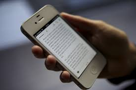 when your smartphone is your ebook reader tech crash