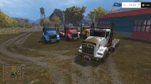 kenworth truck tractor peterbilt u0026 kenworth trucks farming simulator 2015 15 ls mods