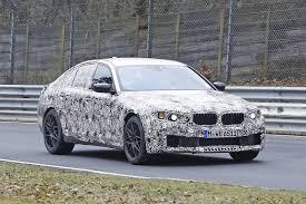 2018 bmw m5 spy shots at the nurburgring gtspirit