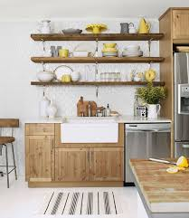 kitchens with open shelving ideas open kitchen cabinets planinar info