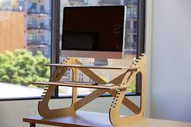 Adjustable Standing Desk Diy Build Your Own Standing Desk For About 20
