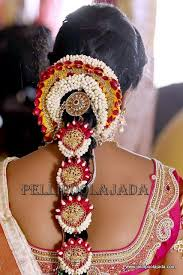 south indian bridal hair accessories online poola ppj142 vellore poojadai