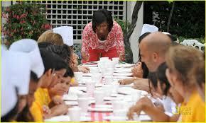 Kim Zolciak Kitchen by Michelle Obama Harvests The White House Kitchen Garden Photo