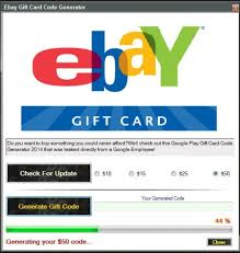 free gift card code free ebay gift card code generator online no survey 2018
