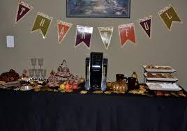 hostess tips creating a seasonal buffet display autumn version