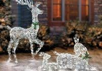 outdoor lighted yard decorations for sale