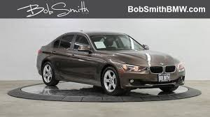 bob smith bmw used cars certified pre owned 2014 bmw 3 series 4dr sdn 328i rwd sulev 4dr