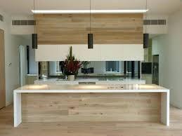 cuisine en bois stunning cuisine bois noir inox ideas design trends 2017