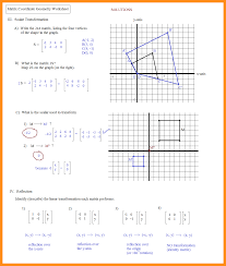 4 Quadrant Graphing Worksheets 10 Coordinate Geometry Worksheets Lvn Resume
