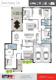 top 12 floor plans of 2016 grady homes