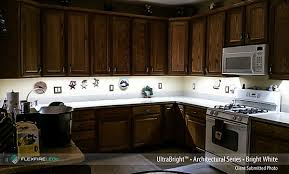 Led Tape Lighting Under Cabinet by Ultrabright Architectural Series Led Strip Light Kit 16 Foot