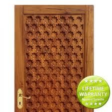 wooden door designs teak doors modern designs 4006