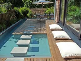 Small Backyard Above Ground Pool Ideas Backyard Pool Landscaping Ideas Pictures