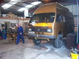 volkswagen thing 4x4 4x4 camper vans the toughest camper van conversions around