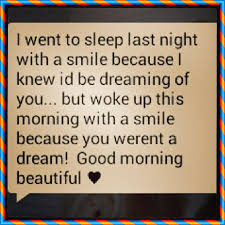 sweet good morning texts for her cute instagram quotes