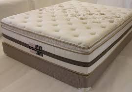 gmc lexington pillow top mattress set sleep king discount sleep