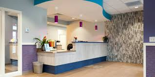 Roi Office Interiors Abc Pediatrics Takes On A New Look And New Offices R O I Design